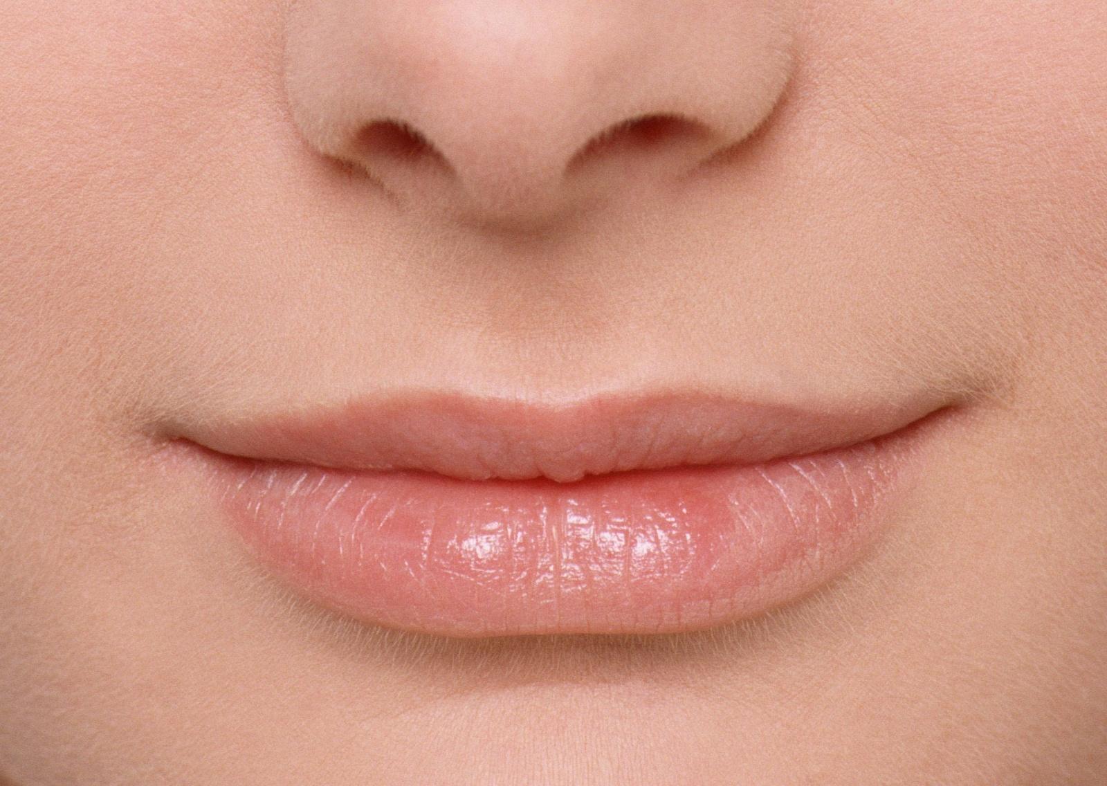 Макияж поднять уголки губ