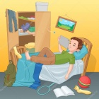 Depositphotos 107185292-stock-illustration-lazy-boy-lying-on-bed.jpg